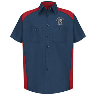 Bedford County Technical Center Short Sleeve Shirt - Click for Large View