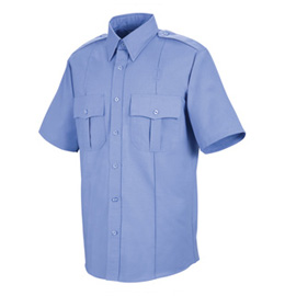 Red Kap Men's Upgraded Short Sleeve Security Shirt