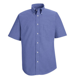 Red Kap Men's Executive Oxford Short Sleeve Shirt