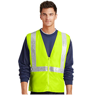 Port Authority Enhanced Visibility Vest - Click for Large View