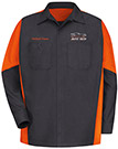 Osseo Senior High School Auto Tech Long Sleeve Crew Shirt