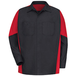 Fiat Technician Long Sleeve Shirt - Click for Large View
