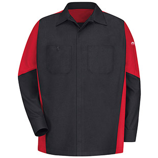 Fiat Expresslane Technician Long Sleeve Shirt - Click for Large View