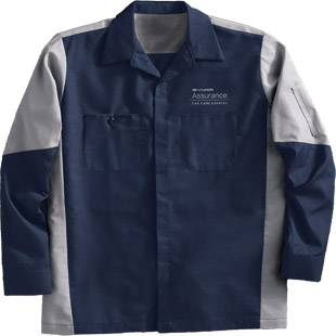 Hyundai Assurance Car Care Express Tech Long Sleeve Shirt - Click for Large View