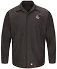 Mercedes Long Sleeve Crew Shirt