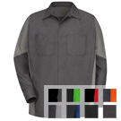 Men's Long Sleeve Mechanics Crew Shirt