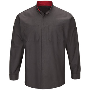 Cadillac Long Sleeve Technician Shirt - Click for Large View