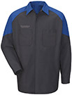 Ranken Technical College Ford Long Sleeve Technician Shirt