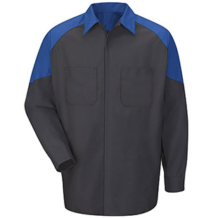 Ford Technician Long Sleeve Shirt - Click for Large View