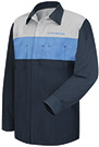 Honda Long Sleeve Technician Shirt