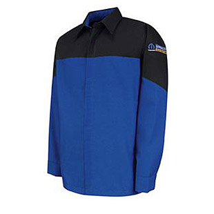 Mopar Express Lane Long Sleeve Technician Shirt - Click for Large View