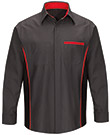 Nissan Long Sleeve Technician Shirt