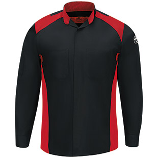 Toyota Long Sleeve Ripstop Technician Shirt - Click for Large View