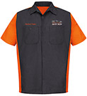 Osseo Senior High School Auto Tech Short Sleeve Crew Shirt