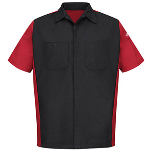 Fiat Expresslane Technician Short Sleeve Shirt - Click for Large View