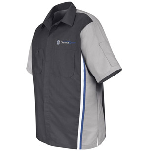 Volkswagen Service Xpress Technician Short Sleeve Shirt - Click for Large View