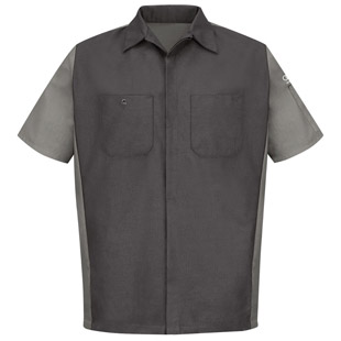 Audi Technician Short Sleeve Shirt - Click for Large View
