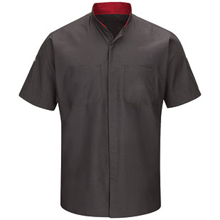 Cadillac Short Sleeve Technician Shirt - Click for Large View