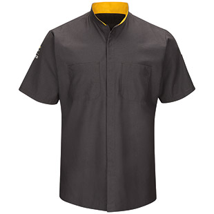 Chevrolet Short Sleeve Technician Shirt - Click for Large View
