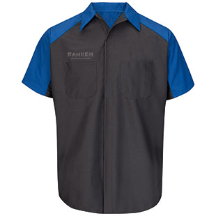 Ranken Technical College Ford Short Sleeve Technician Shirt - Click for Large View