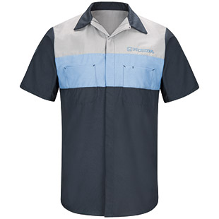 Honda Short Sleeve Technician Shirt - Click for Large View