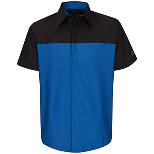 Mopar Express Lane Short Sleeve Technician Shirt - Click for Large View