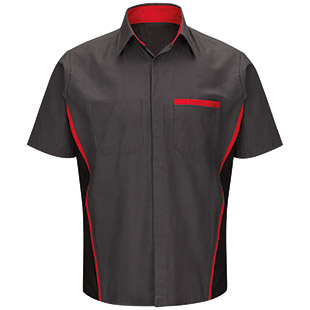 Nissan Short Sleeve Technician Shirt - Click for Large View