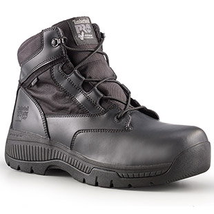 Timberland PRO Valor Duty 6 Inch Soft Toe Boots - Click for Large View