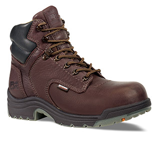 Timberland PRO TiTAN 6 Inch Alloy Toe Work Boots - Click for Large View