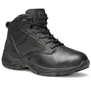 Timberland PRO Valor Tactical 5 Inch Soft Toe Work Shoes - Click for Large View