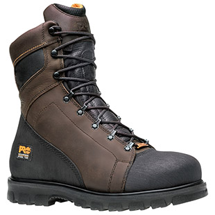 Timberland PRO Rigmaster 8 Inch Steel Toe Work Boots - Click for Large View