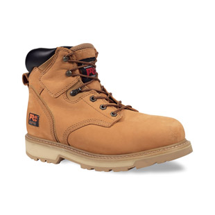 Timberland PRO 6 Inch Pit Boss Steel Safety Toe Work Boot - Click for Large View