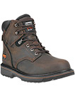 Timberland PRO Pit Boss 6 Inch Soft Toe Brown Work Boot