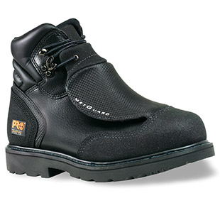 Timberland PRO 6 Inch External Met Guard Steel Toe Work Boot - Click for Large View