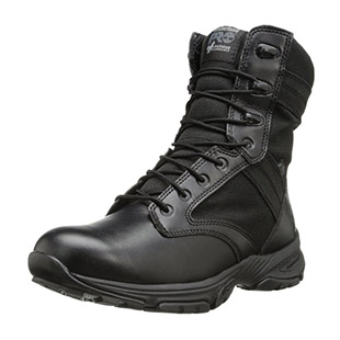 Timberland PRO Valor Tactical 8 Inch Soft Toe Work Boot - Click for Large View