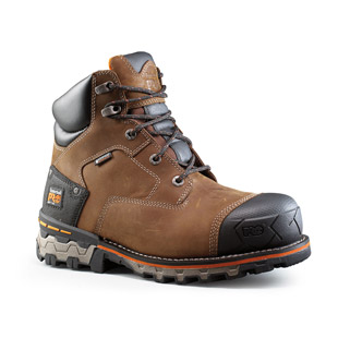 Timberland PRO 6 Inch Boondock Soft Toe Waterproof Boot - Click for Large View