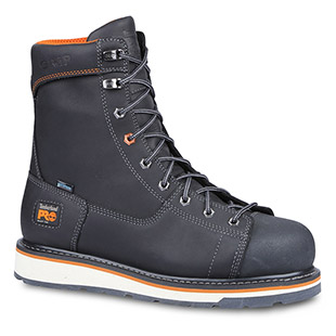 Timberland PRO 8 Inch Gridworks Alloy Toe Waterproof Work Boot - Click for Large View