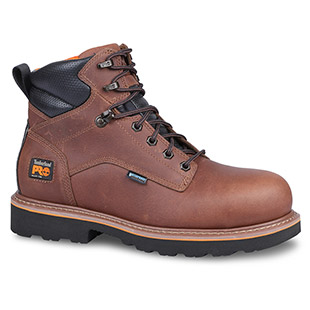 Timberland PRO 6 Inch Ascender Alloy Toe Waterproof Work Boot - Click for Large View