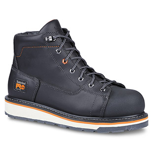 Timberland PRO 6 Inch Gridworks Alloy Safety Toe  Work Boot - Click for Large View