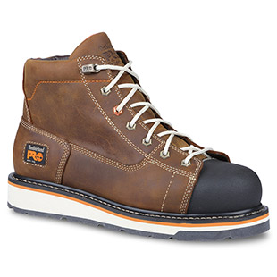 Timberland PRO 6 Inch Gridworks Soft Toe  Work Boot - Click for Large View