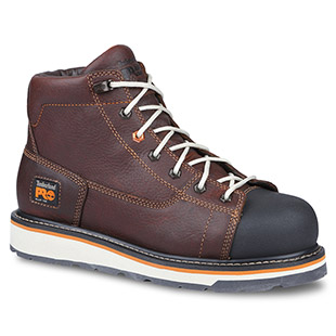 Timberland PRO 6 Inch Gridworks Alloy Toe Work Boot - Click for Large View