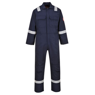 Portwest Bizweld Iona FR Coverall - CAT2 - Click for Large View