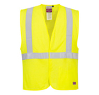 Portwest ARC1 Rated Hi Vis FR Mesh Vest - Type R, Class 2
