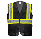 Portwest Iona Plus Enhanced Vis Mesh Vest