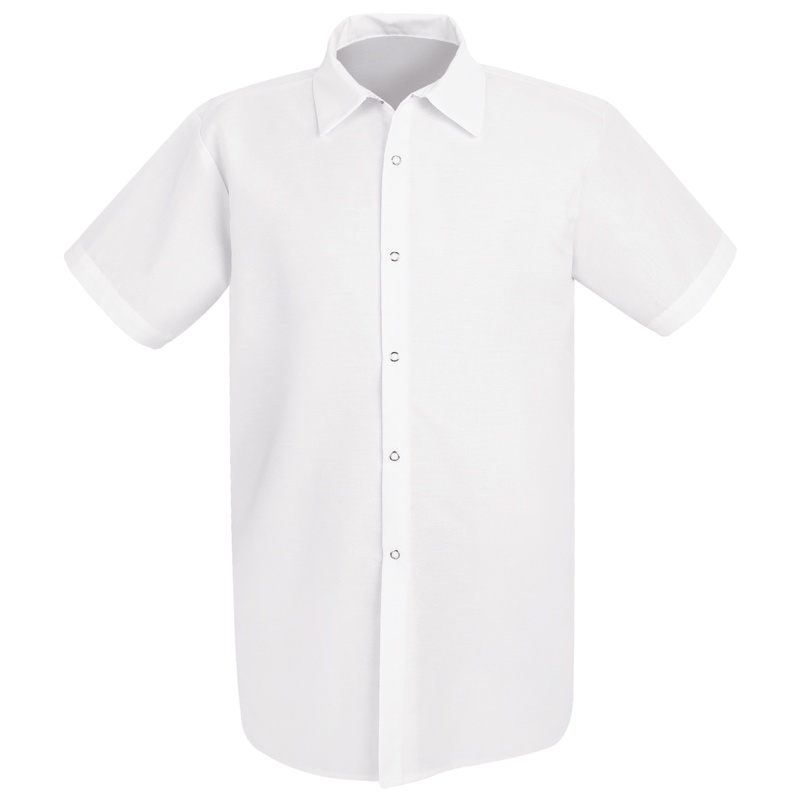 Chef Designs Unisex Long Cook Shirt Without Pocket Has Longer Body