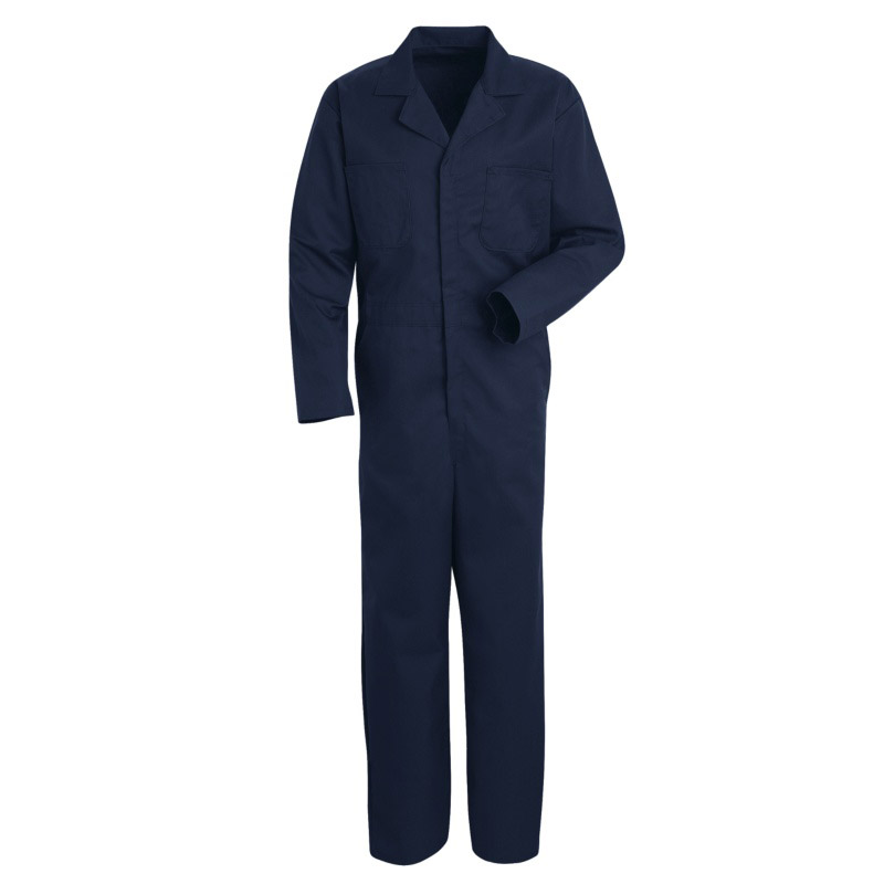 ad96cc5fd019 Red Kap Men s Speedsuit - Long Sleeve Navy Blue Jumpsuits