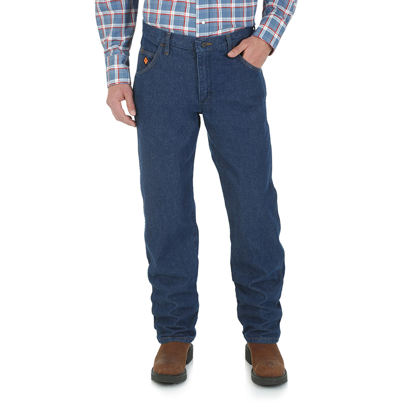 1a7897b9 Enlarge. Wrangler Riggs Workwear Flame Resistant Regular Fit Work Jean. Wrangler  Riggs Workwear ...