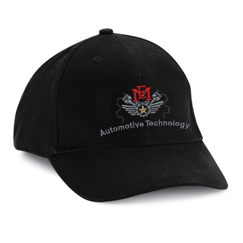 East Mississippi Community College Cotton Ball Cap Hb20 Emcc