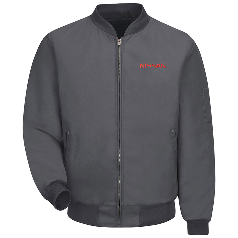 Nissan Perma Lined Technician Jacket With Nissan Logo