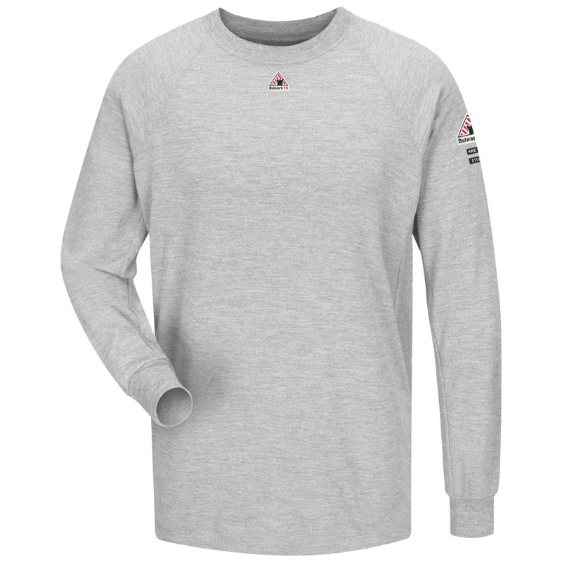 f3b34f5bc2fe Bulwark Flame Resistant CoolTouch 2 Long Sleeve Performance T-Shirt - Click  for Large View. Enlarge